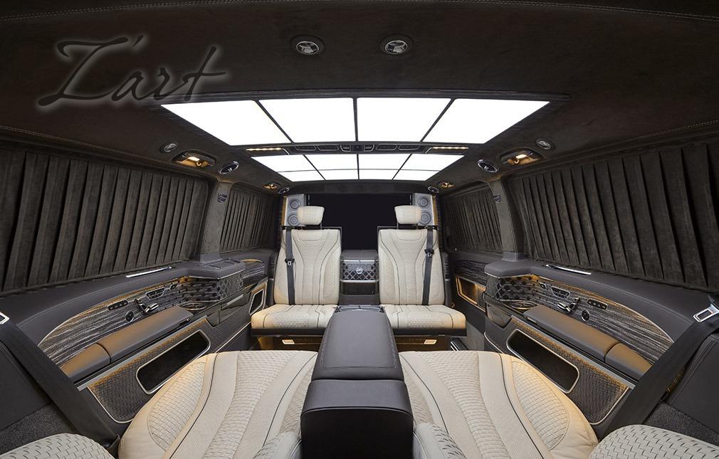 Zart Viano Range Rover Style